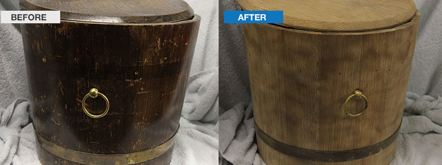 before after barrel